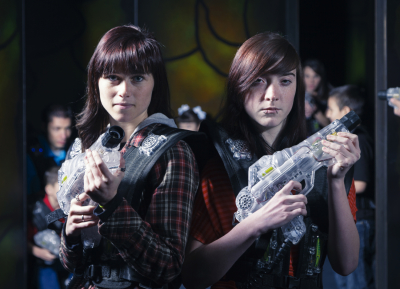 The Growth of the Laser Tag Industry